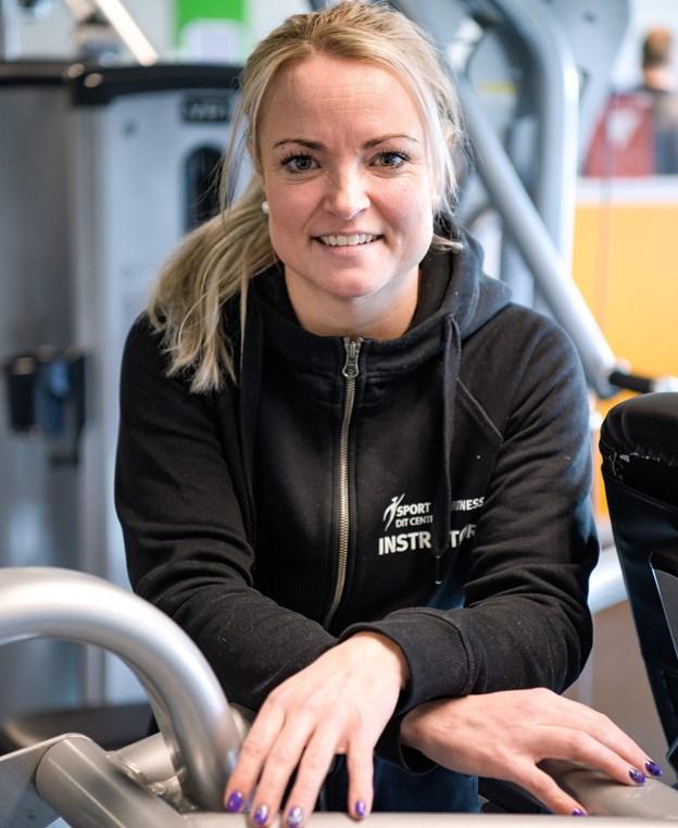 Sigrid Bruun Dit Centers nye personlige træner. Foto: Bo Lehm Foto: Bo Lehm