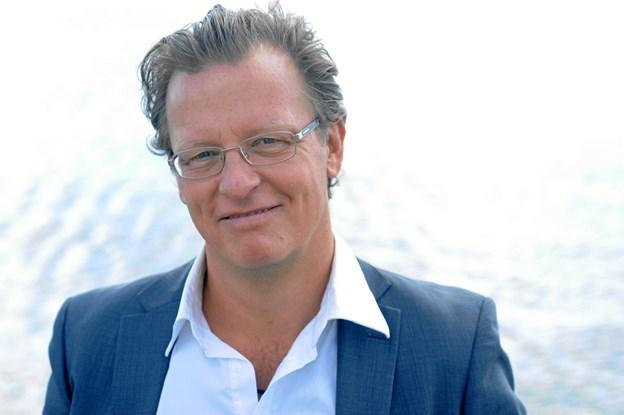Esben Kjær.Privatfoto