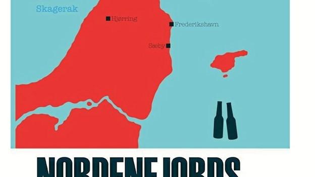 Opvæksten i 80'erne og 90'ernes Sæby er omdrejningspunktet for Janus Brandins roman - Nordenfjords