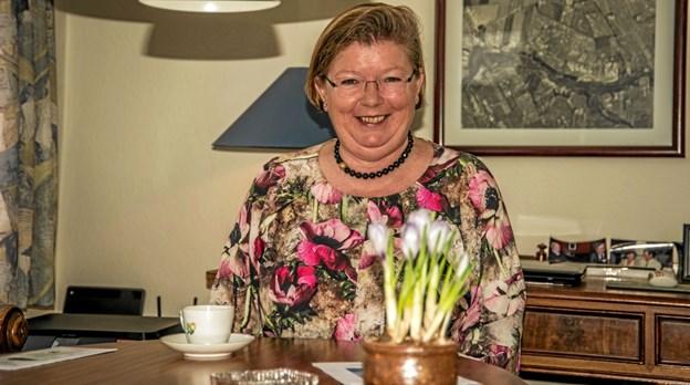 Foreningen har ansat familie terapeut Lis Nielsen, som i sin tid startede gruppen, til at lede gruppen. Foto: Mogens Lynge