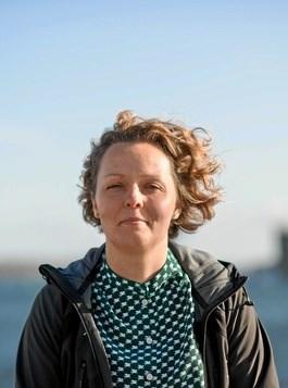 Katrine Eeg Føns, nyansat rygestopvejleder i Mariagerfjord Kommune. ?Privatfoto