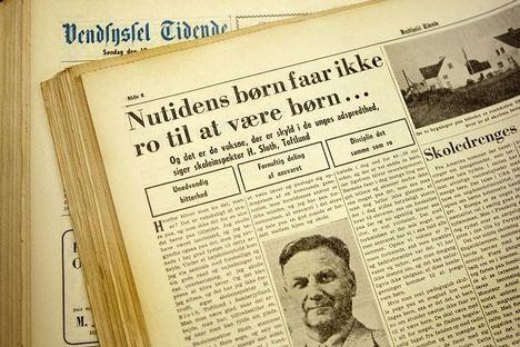 nordjyllands tidende
