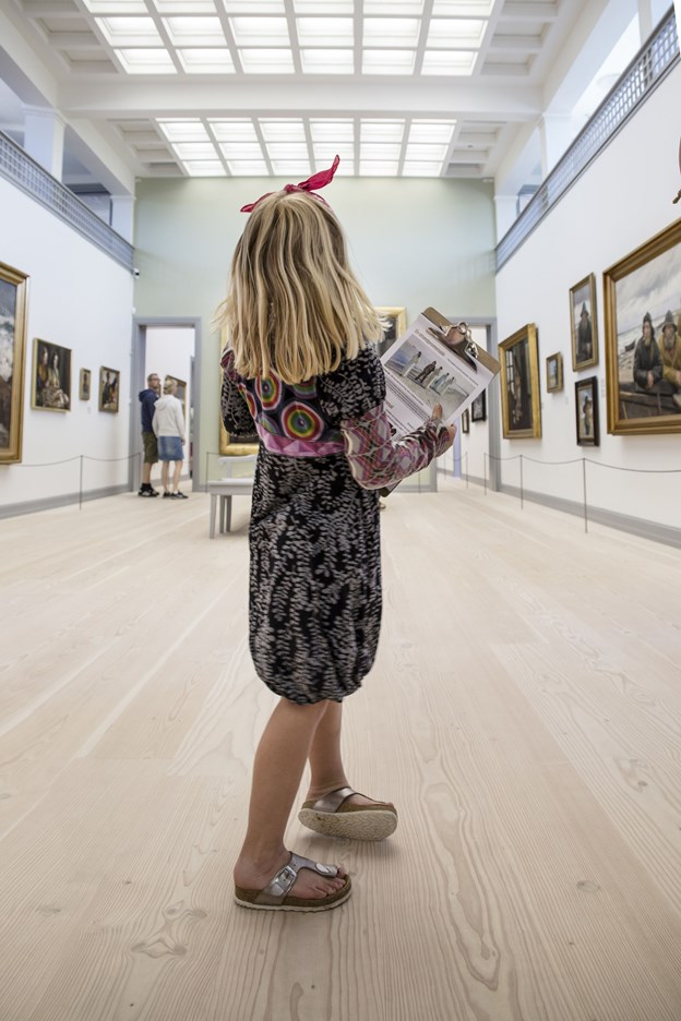 Indhold leveret af Skagens Kunstmuseer