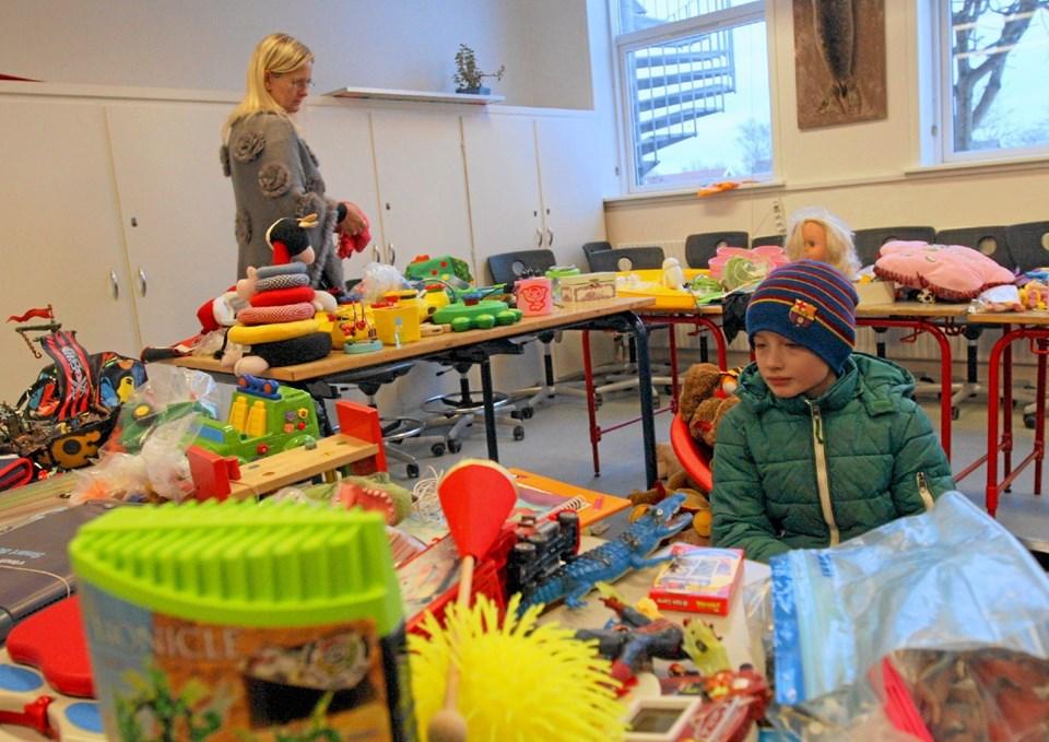 Landsbyordningen og det lokale foreningsliv i Hou går Danmarksindsamlingen i møde med en indsamlingsevent i borgerhuset. Det sker den 1. februar. Arkivfoto