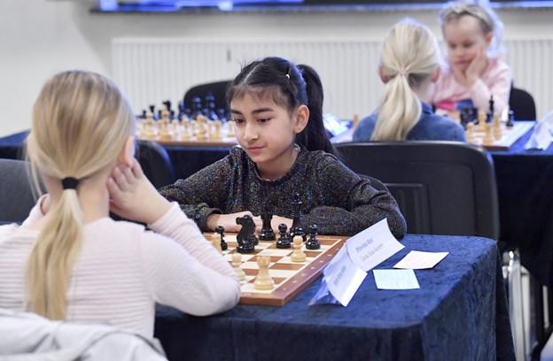 Spillerne kommer fra hele landet, og der er også nordjyske deltagere, blandt andet er der en del fra Hjørring.