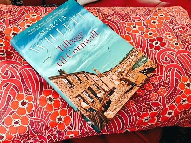 Marcia Willett's seneste roman 'Tilbage til Cornwall'.