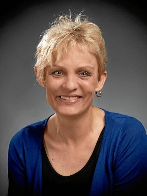 Anne Hvarregaard Mose holder foredrag om, hvordan man som familie kan få hverdagen til at hænge sammen, når et familiemedlem bliver ramt af hjerte-kar-sygdomme eller andre kroniske sygdomme. Privatfoto