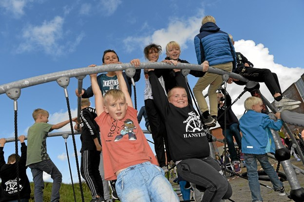 Sol og Strand tilbyder nu 50.000 kr. til projekter i Klitmøllerområdet. Det kunne være legepladser, men også udsigtspunkter, koncerter, festivaler, og markeder. Arkivfoto