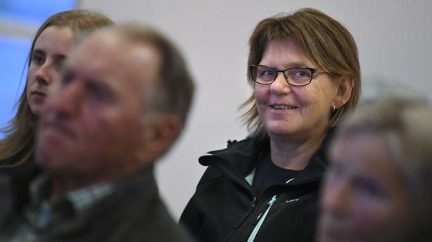 Eva Madsen fra Vester Thorup håber, at det lykkes at rejse den nødvendige opbakning til skolen.