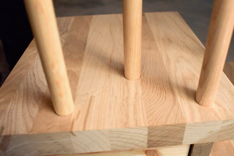 Det handler om håndværk, fra første til sidste hammerslag. Foto: Claus Søndberg Claus Søndberg