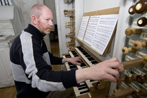 Orgelværk for to organister