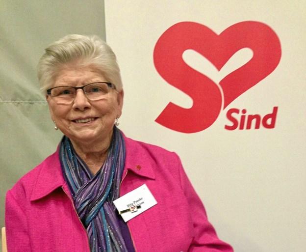 Rita Paaske Christesen.