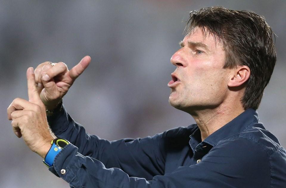 90d690f64f1 Michael Laudrup nævnes som et bud på en ny sportsdirektør i FC Barcelona.  Foto: Scanpix