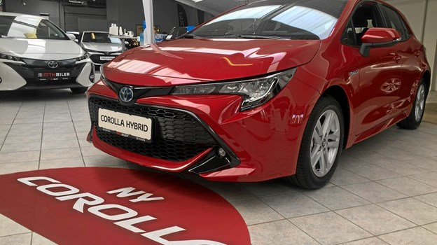 Når den helt nye udgave af verdens bedst sælgende bilmodel, Toyota Corolla, har Danmarkspremiere i weekenden 6. – 7. april er MTH Biler Toyota selvfølgelig også med.