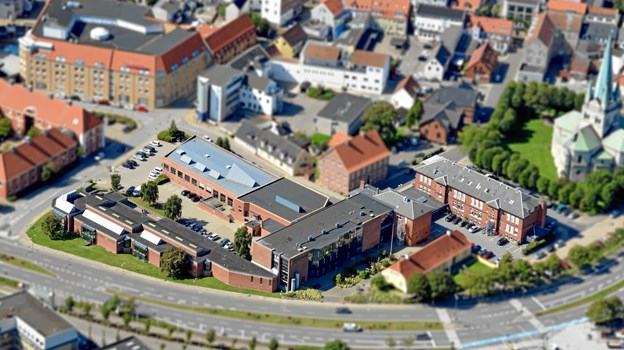 Frederikshavn Handelsskole er klar med en ny uddannelse med fokus på detailhandlen. Foto: Kathrine Astrupgaard Münter