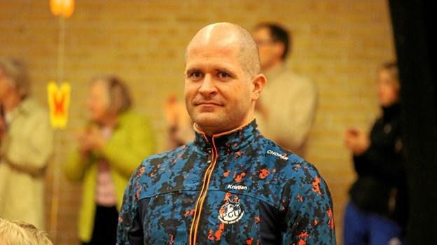 Kristian Høj Kristensen har været instruktør i 25 år for PGU. Foto: Flemming Dahl Jensen