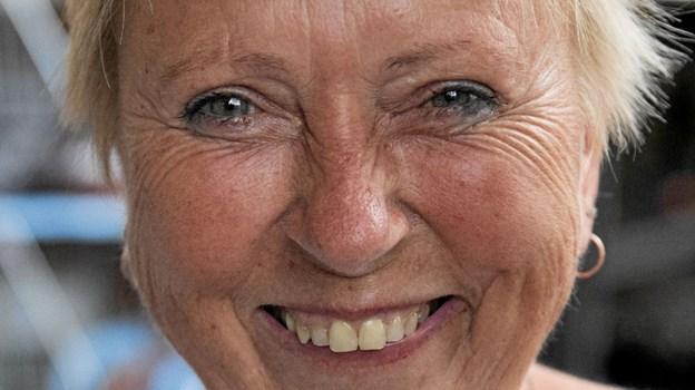 Mona Ege: - Jeg er selv nordmand og har haft sommerhus i Danmark i mange år. Og nu har mange flere af mine norske venner købt huse her i landet. Jeg oplever det ikke som noget problem. Foto: Allan Mortensen Allan Mortensen