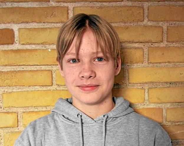 Thomas Kristensen havde planer om at stemme på Venstre, men han var usikker, så gode argumenter kunne sagtens flytte ham.Foto: Jørgen Ingvardsen Jørgen Ingvardsen