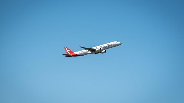 Med tilladelserne i orden kan Great Dane Airlines lette mod Rhodos i morgen tidlig. Foto: Great Dane Airlines