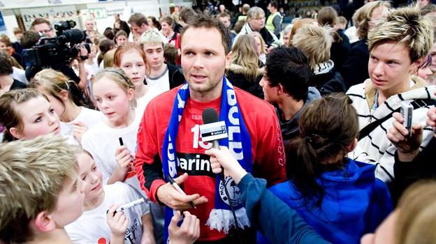 Lars Christiansen.Arkivfoto: Bo Lehm
