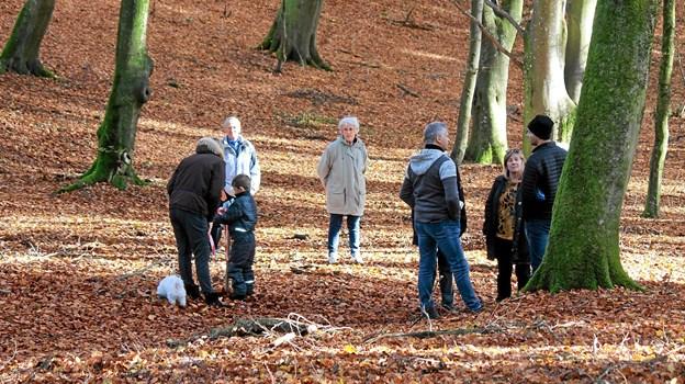 Der bliver aktiviteter for hele familien. Foto: Flemming Dahl Jensen