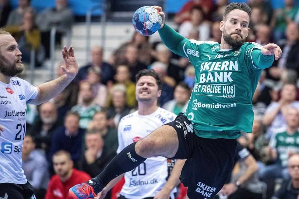 Aalborg Snubler I Skjern Og Mister Førsteplads I Ligaen Nordjyskedk