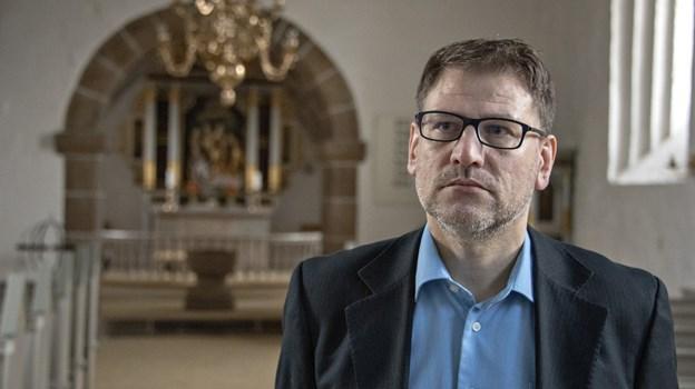 Henrik Bang-Møller forlader efter 20 embedet i Skagen og bliver ny sognepræst i VråFoto: Kurt Bering