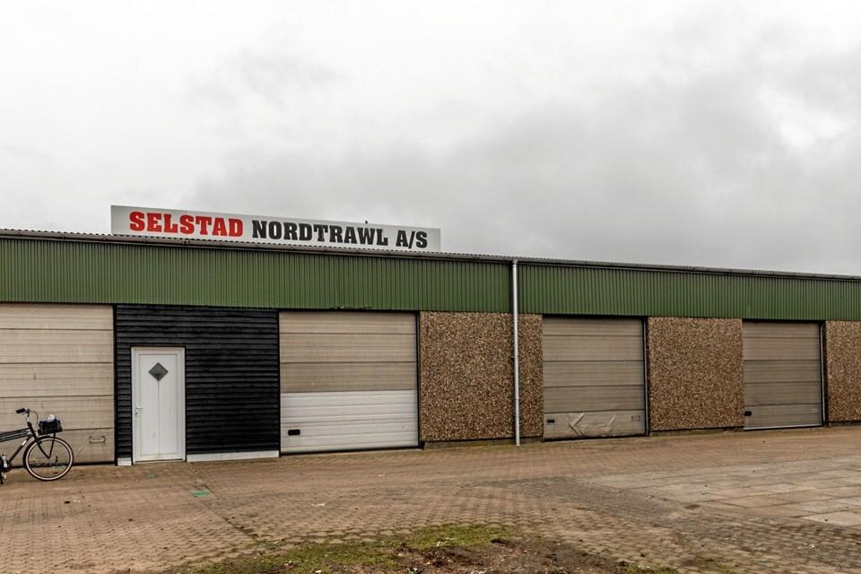 FF Skagen er flyttet ind i Selstad Nordtrawls nedlagte værksted.