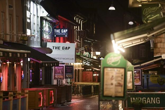 Alle Rekoms's barer og diskoteker i Jomfru Ane Gade har grandprix-cocktails i drinkskortet frem til den 10. februar
