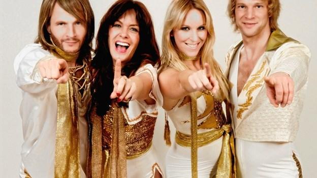 Et ABBA-hyldestband er hovednavn ved Fruerlundparkens sommerfest 3. august 2019.