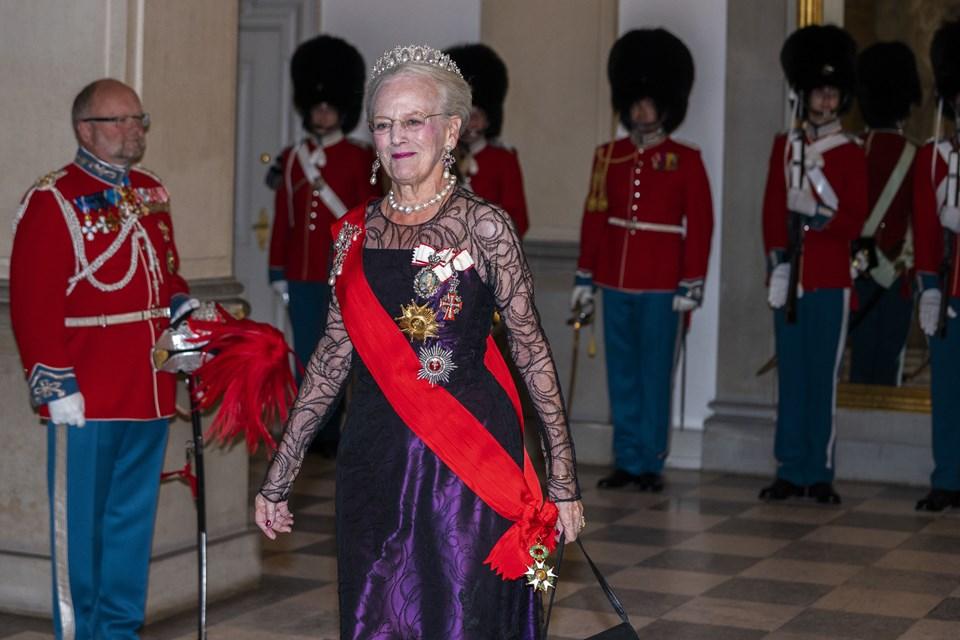 Dronning Margrethe. Foto: Martin Sylvest/Scanpix Ritzau