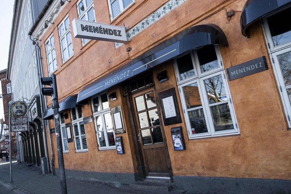 Den nye restaurant har adressen Ved Stranden 7C, hvor Salt og Peber lå tidligere. Foto: Lasse Sand