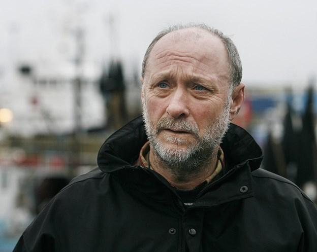 Niels Kr. Nielsen, formand for Hirtshals Fiskeriforening ønsker flere fartøjer til at opfiske kvoter, og herunder bedre vilkår for unge fiskere med eget fartøj. Arkivfoto: Bent Bach