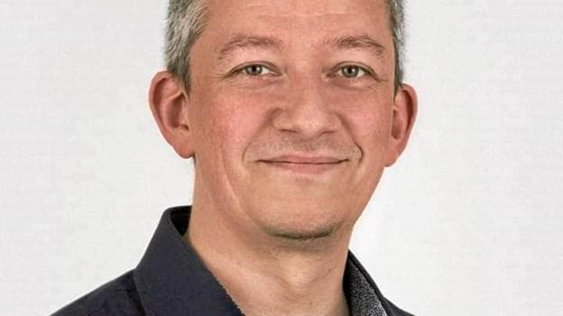 Bjarne Axelsen. Privatfoto