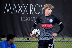 VFF-back spillede med jetlag: Talentfuld landsholdsspiller stillede til kamp i Tyrkiet