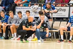 Heino Holm siger farvel til håndbold