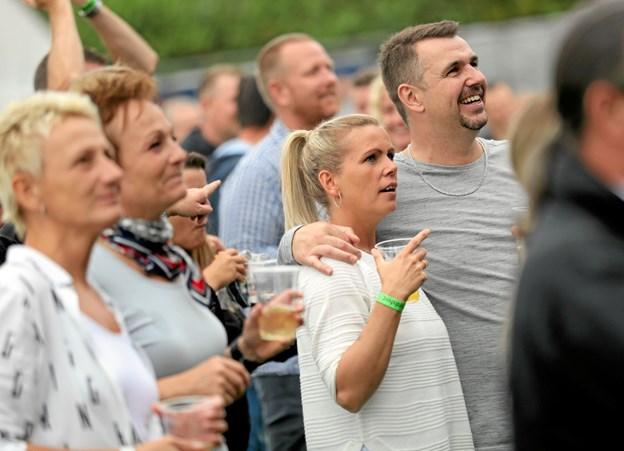 Underskuddet til trods bliver der også i 2019 Limfjordsfest i Vester Hassing. Foto: Allan Mortensen