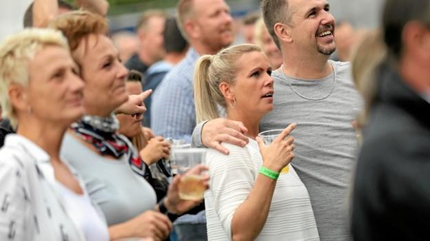 24. august er der atter Limfjordsfest i Vester Hassing. Foto: Allan Mortensen