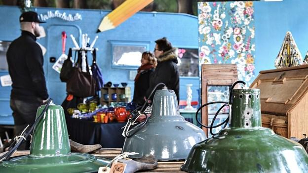 Urban City er kendt for deres mange aktiviteter og markeder - på lørdag er det majfest. Arkivfoto: Bent Bach