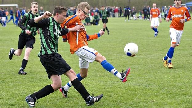 303 hold deltager i årets udgave af City Cup. Arkivfoto: Claus Søndberg