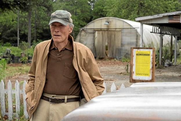 For første gang siden 2009 (Grand Torino) både instruerer og spiller Clint Eastwood selv med.