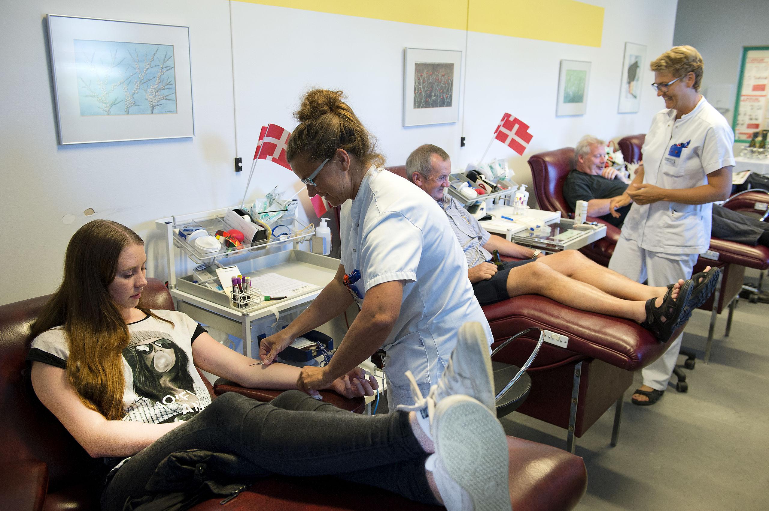 bloddonor aalborg