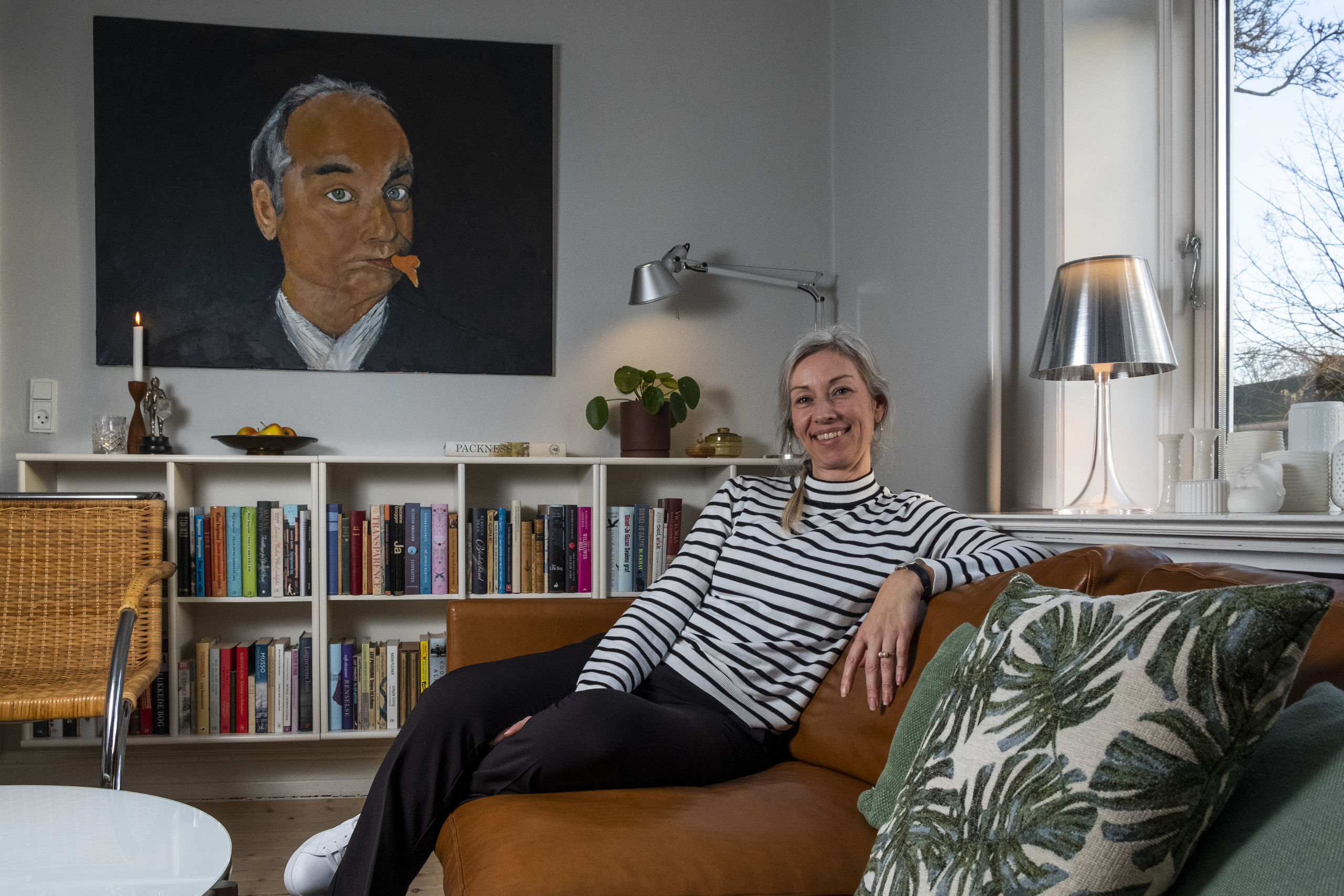 Anita Wodstrup er ekspert i at skabe gode systemer, der fungerer. Foto: Lasse Sand