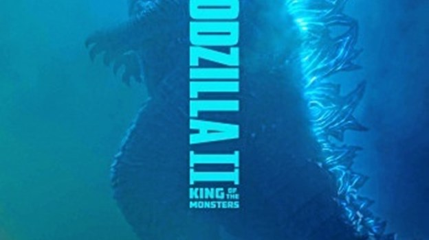 Godzilla er på spil igen.Pressefoto