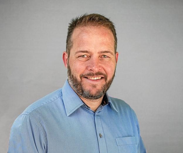 Lars Holbæk Jespersen bliver ny direktør for erhvervsafdelingen.