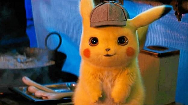 Pokémon kommer til Pandrup Kino.Pressefoto