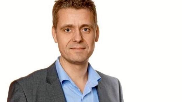 Henrik Sprøgel er ny chef i Jammerbugt. Privatfoto