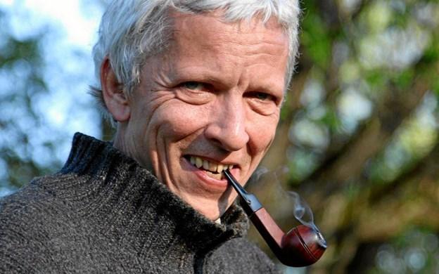 Jørgen Skoubo - fortæller i sit foredrag i Messecenter Vesthimmerland bl. a. om at skyde en remmesæl på Svalbard midt i isbjørnens spisekammer og om mødet med moskusoksen i Grønland i 38 graders frost. PR-foto