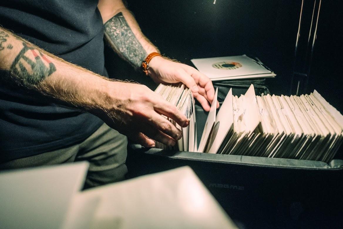 De inviterede DJs har alle en baggrund fra Platform 4. Foto: Peter Drastrup