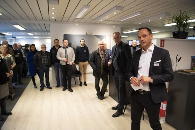 Stort rykind hos Nordjyske Medier: Nye lokaler indviet